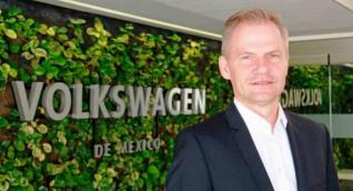 Steffen Reiche, director general de VW México